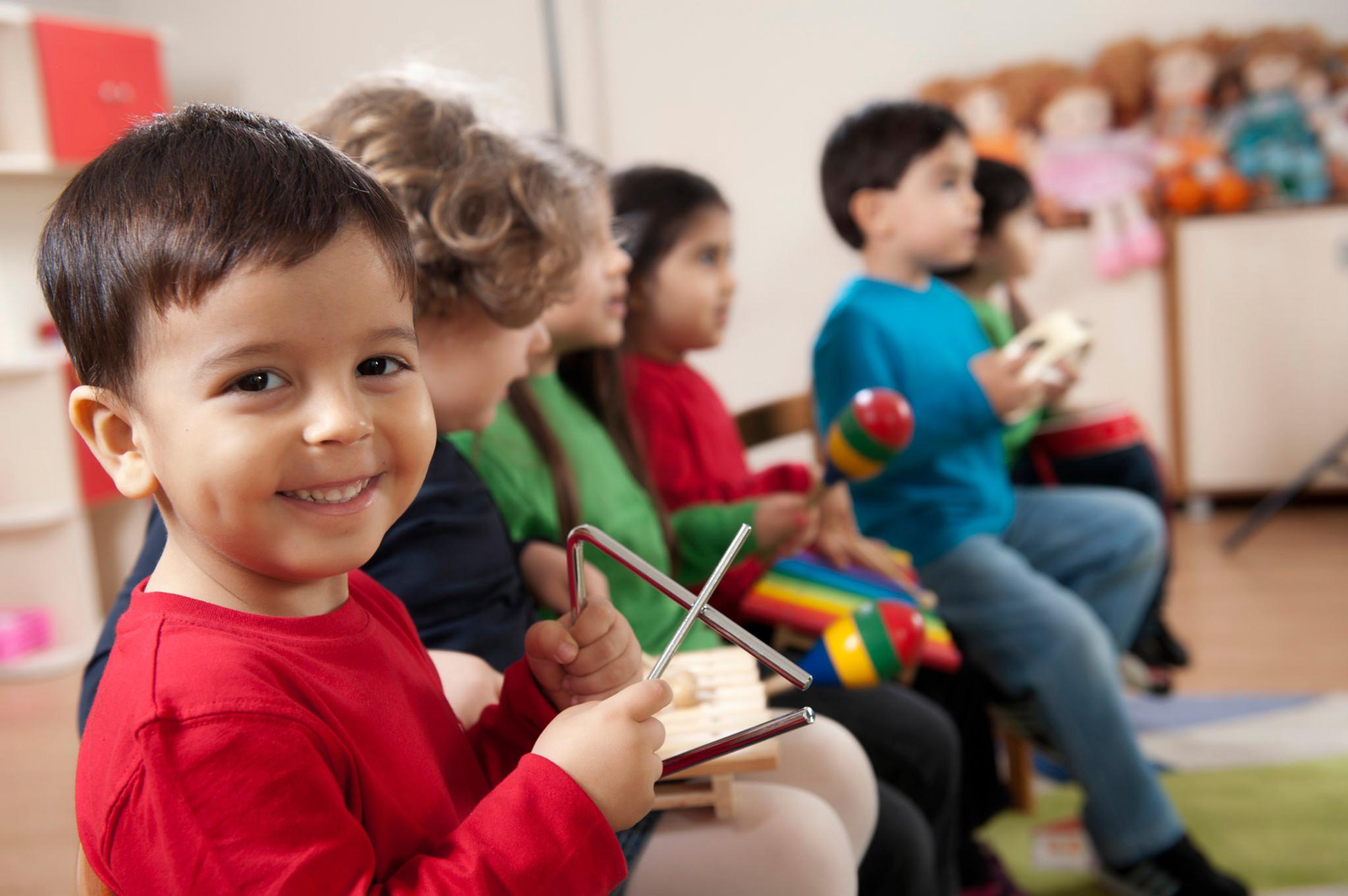 Определяне на таланта на деца 4-7 години