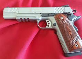 Smith & Wesson 1911 TA .45 ACP  w/ (2) 8 Round Mags