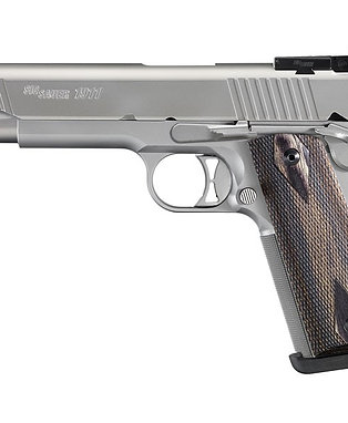 Sig Sauer 1911 Match Elite Stainless Full-Size 9mm