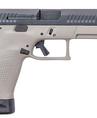 CZ P-10 C 9MM Urban Grey Suppressor-Ready