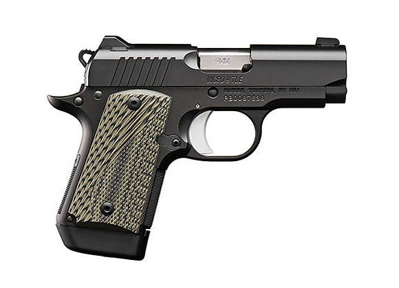 Kimber Micro 9 TLE (Tactical Law Enforcement) w/ 7 Round Mag