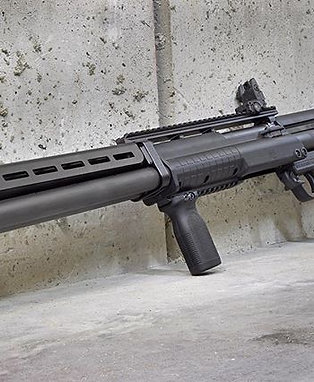 "Kel-Tec KSG-25 12 Gauge 30"" w/ Flip Up Sights"