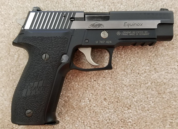 Pre Owned Sig Sauer P226 Equinox .40 S&W