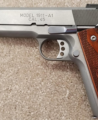 Springfield Armory 1911 Loaded Target 45ACP w/ (2) 7 Round Mags