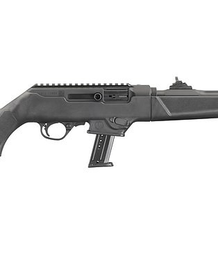 Ruger PC Carbine Interchangeable Ruger and Glock Mags