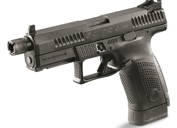 CZ P-10 C 9MM Suppressor Ready (Black)