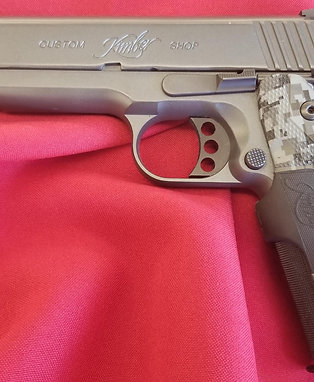 Pre Owned Kimber Custom II Covert .45 ACP
