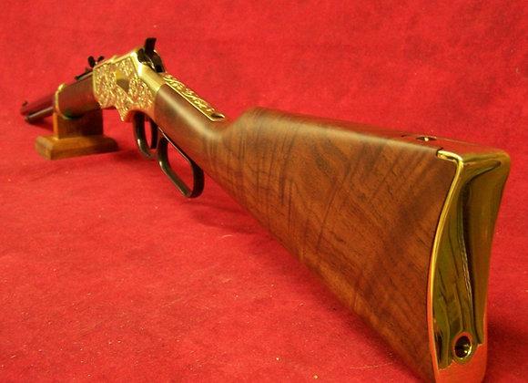 "Henry H004 VD3 Engraved Edition .17 HMR 20"" Octagon Barrel"
