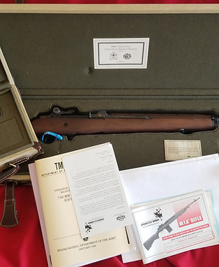 Springfield Armory M1A and M1911A1 Camp Perry 100th Anniversary Set (49 of 500)