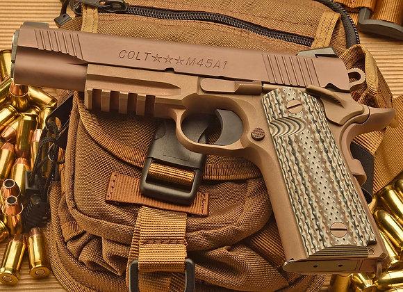 Colt M45A1 Close Quarter Battle Pistol Government Model .45 ACP