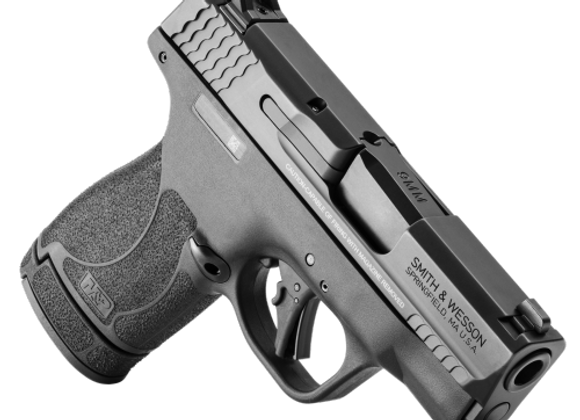 Smith & Wesson M&P 9 Shield Plus w/o thumb safety