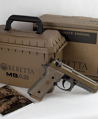 Beretta M9A3 Semi Automatic 9mm Pistol