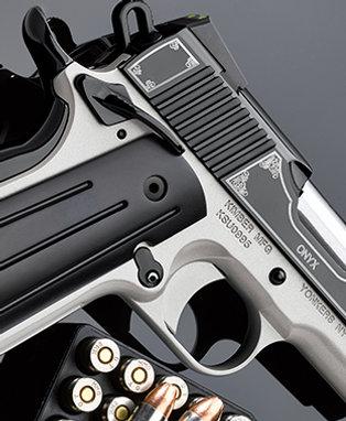 Kimber Onyz Ultra II 9mm w/ 7 Round Magazine