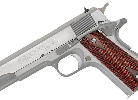 Colt Government Model Mark IV Series 70 45 ACP
