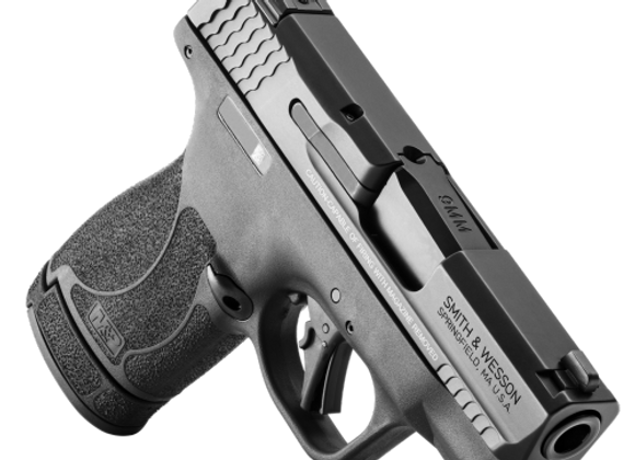 Smith & Wesson M&P9 Shield Plus w/thumb safety