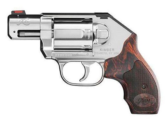 Pre Owned Kimber K6S DCR (Deluxe Carrie Revolver) .357 Magnum