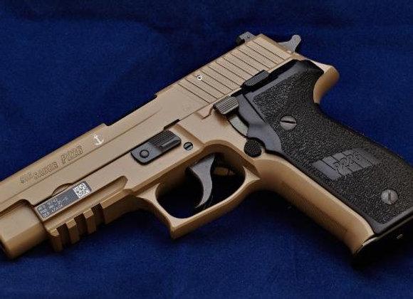 Sig Sauer P226 MK25 in Desert Tan