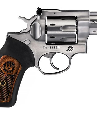"Ruger GP100 2 1/2"" Double Action .357 Magnum"