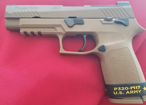 Pre Owned Sig Sauer P320-M17 9mm