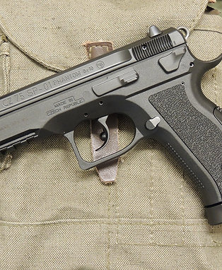 CZ 75 SP-01 Phantom 9mm