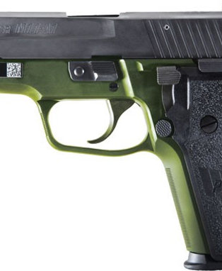Sig Sauer P228 M11-A1 Two-Tone Army Green