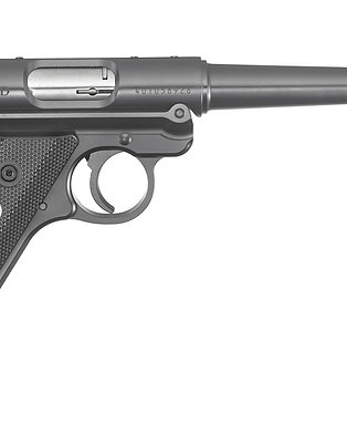 "Ruger Mark IV Standard .22 LR w/ 6"" Tapered Barrel"