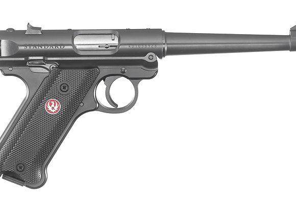 """Ruger Mark IV Standard .22 LR w/ 6"""" Tapered Barrel"""