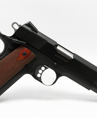 "Colt Model ""O"" XSE 1911 Lightweight Government Pistol .45 ACP"