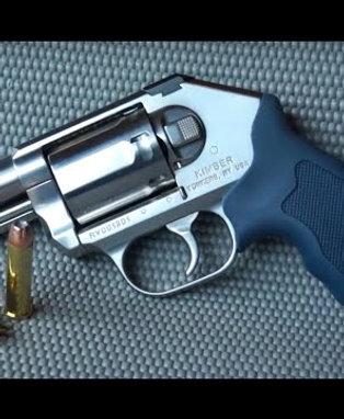 Kimber K6S Stainless .357 Magnum Revolver