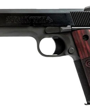 Colt Wiley Clapp Mark IV Series 70 .45 ACP Blue Finish w/ (2) 7 Round Mags
