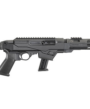 Ruger PC Carbine (Threaded) Interchangeable Ruger and Glock Mags