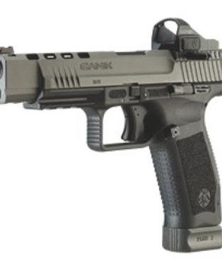 Canik TP9SFX 9mm w/ Warren Tactical Sights