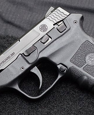 Smith & Wesson Bodyguard 380 with and without Safety