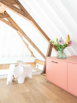 Speelkamerzolder ontwerp | EMCE Interior Architecture | Charlotte Kap Fotografie
