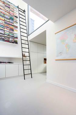 Woonboot | Vloerenhuis Amsterdam | Charlotte Kap Fotografie | Interieurfotograaf