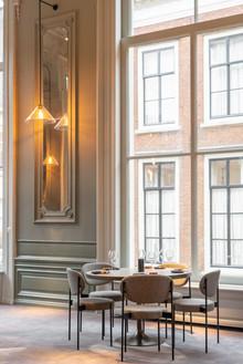 Interieur Restaurant Charlotte Kap Fotog