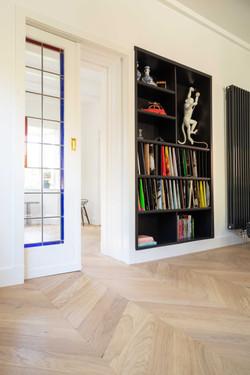 Visgraatvloer | Vloerenhuis Amsterdam | Charlotte Kap Fotografie | Interieurfotograaf