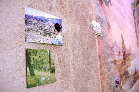 souvenir room (installation view 2)