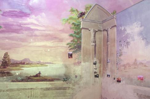 souvenir room (installation view 1)