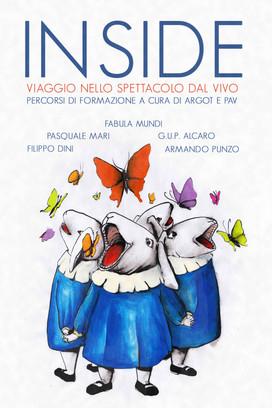 Campagna promo Teatro Argot 2016, Roma