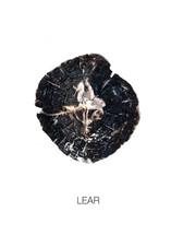 Studio per la locandina di LEAR regia di Roberto Bacci