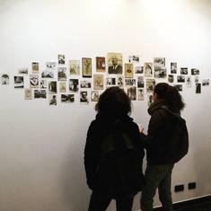 Installation view at Burning Giraffe, Turin, 2018