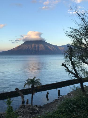 San Pedro Volcano