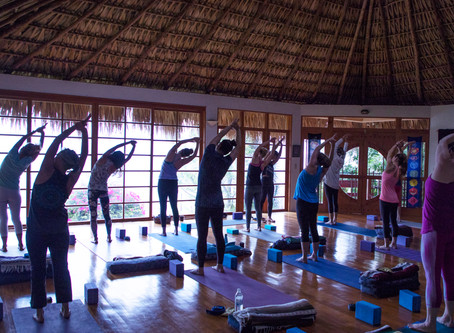 Dear Yoga Students….A Love Letter