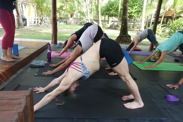 Strong yogi's