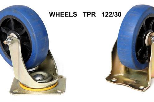 Set 4 wielen TPR