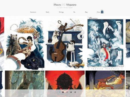 www.mauromazzara.com The New Website is Online!