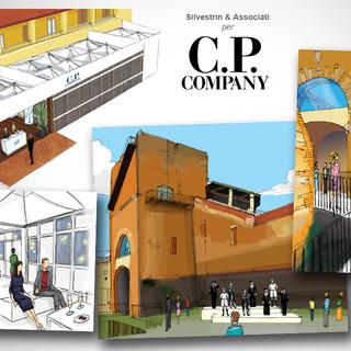 CP Company - Pitti Uomo