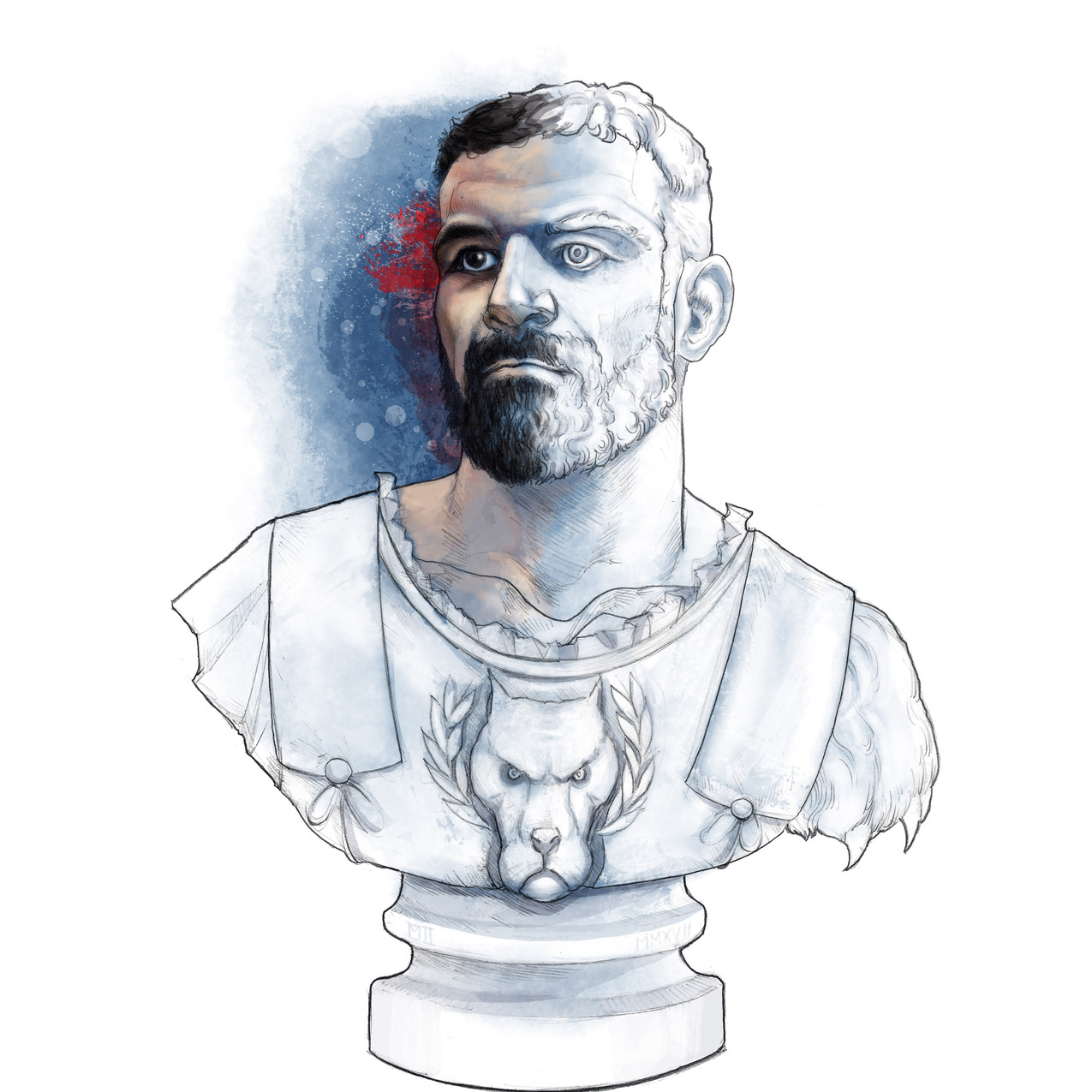 sakara portrait