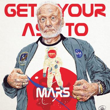 9 - Buzz Aldrin